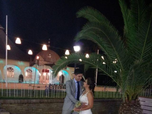 La boda de Adrián  y Betsy en Villamanrique De La Condesa, Sevilla 6