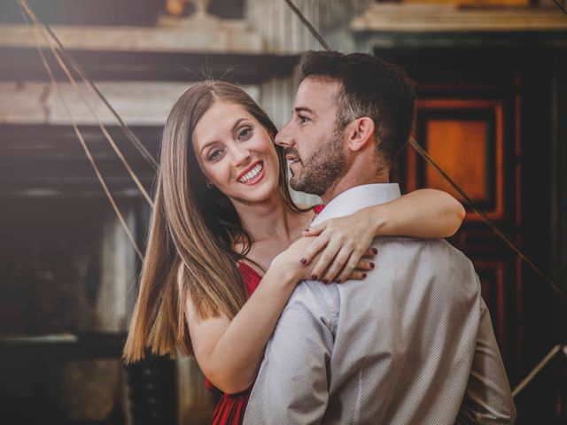 La boda de Carlos y Irene en Carrion De Calatrava, Ciudad Real 3