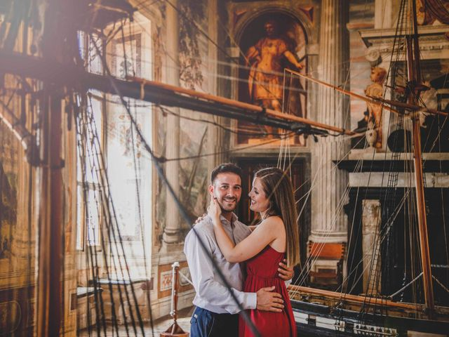 La boda de Carlos y Irene en Carrion De Calatrava, Ciudad Real 5