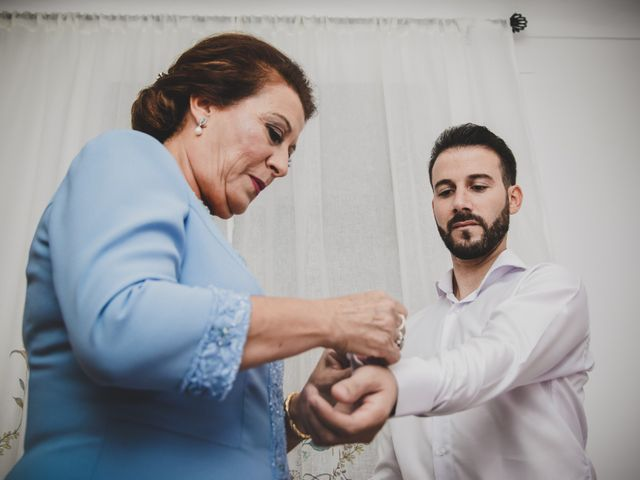 La boda de Carlos y Irene en Carrion De Calatrava, Ciudad Real 14