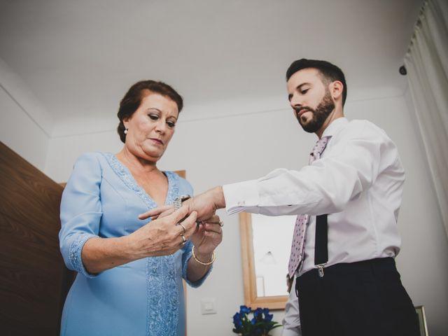 La boda de Carlos y Irene en Carrion De Calatrava, Ciudad Real 17