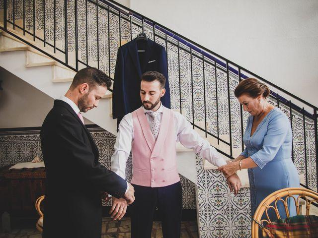 La boda de Carlos y Irene en Carrion De Calatrava, Ciudad Real 20