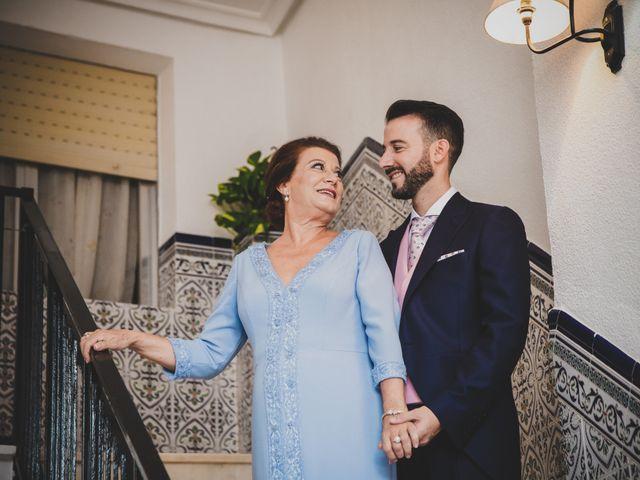 La boda de Carlos y Irene en Carrion De Calatrava, Ciudad Real 22
