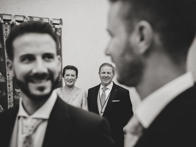 La boda de Carlos y Irene en Carrion De Calatrava, Ciudad Real 26