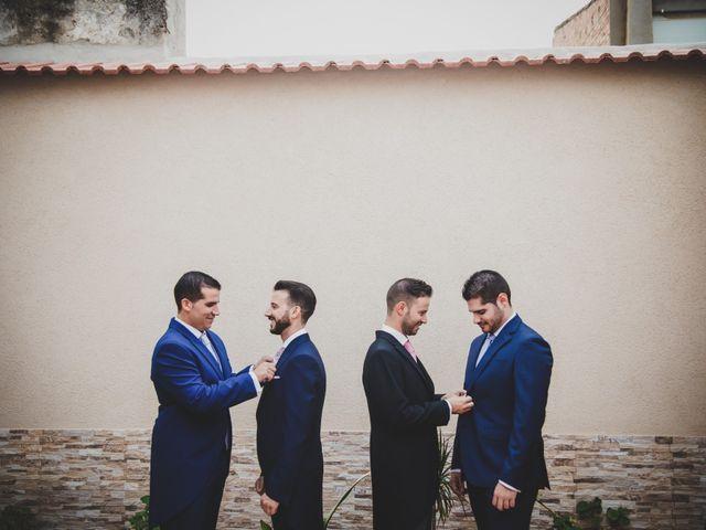 La boda de Carlos y Irene en Carrion De Calatrava, Ciudad Real 28