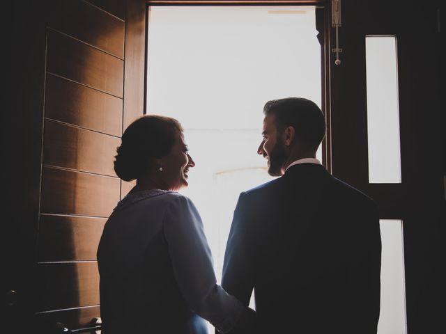 La boda de Carlos y Irene en Carrion De Calatrava, Ciudad Real 29