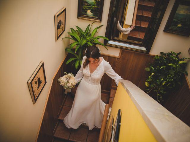 La boda de Carlos y Irene en Carrion De Calatrava, Ciudad Real 45
