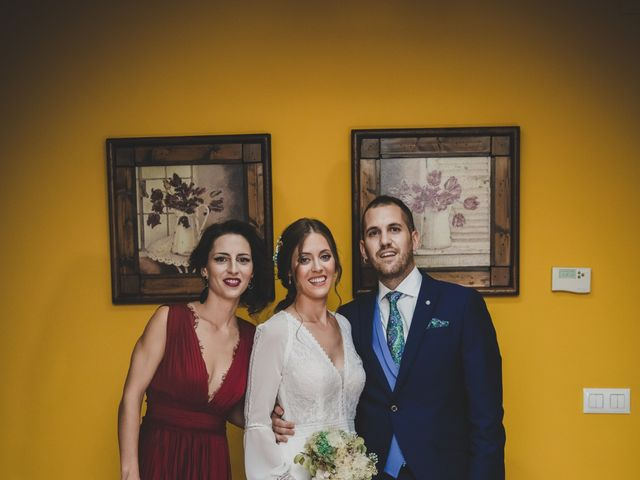 La boda de Carlos y Irene en Carrion De Calatrava, Ciudad Real 49