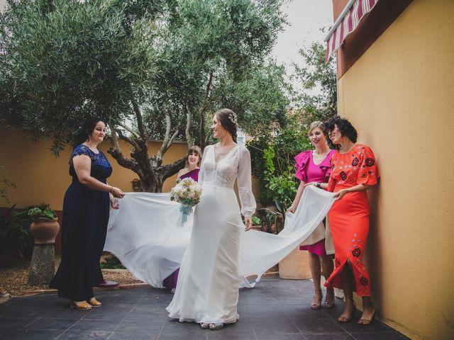 La boda de Carlos y Irene en Carrion De Calatrava, Ciudad Real 51