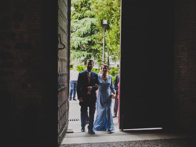 La boda de Carlos y Irene en Carrion De Calatrava, Ciudad Real 54