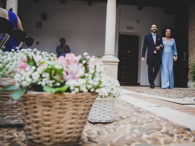 La boda de Carlos y Irene en Carrion De Calatrava, Ciudad Real 55