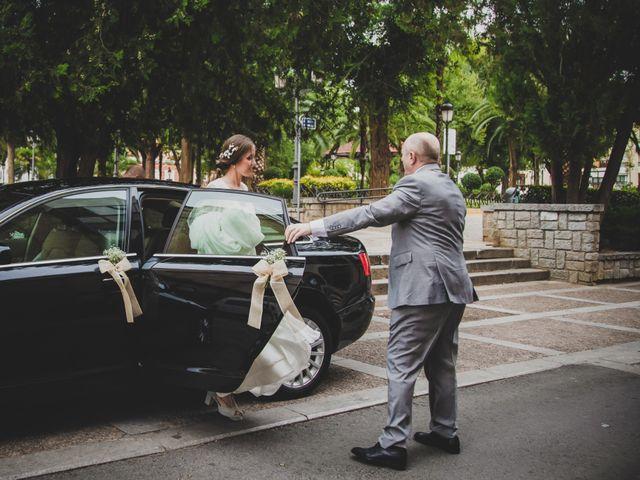 La boda de Carlos y Irene en Carrion De Calatrava, Ciudad Real 57