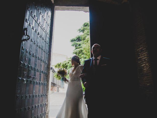 La boda de Carlos y Irene en Carrion De Calatrava, Ciudad Real 58