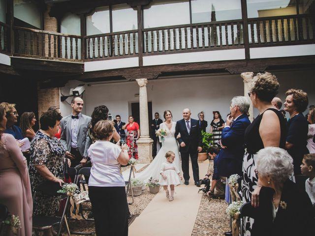La boda de Carlos y Irene en Carrion De Calatrava, Ciudad Real 59