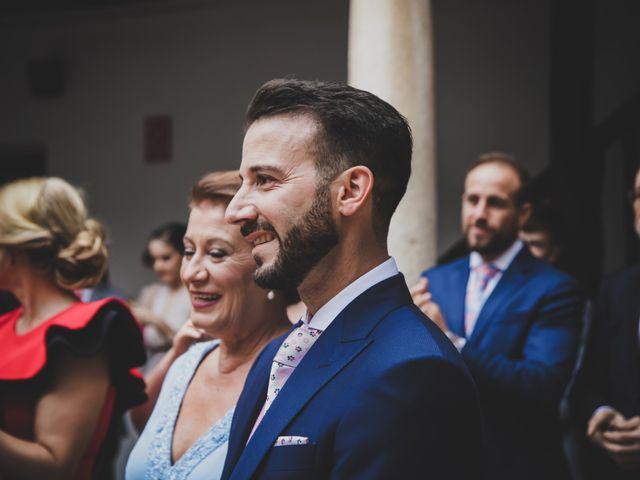 La boda de Carlos y Irene en Carrion De Calatrava, Ciudad Real 60