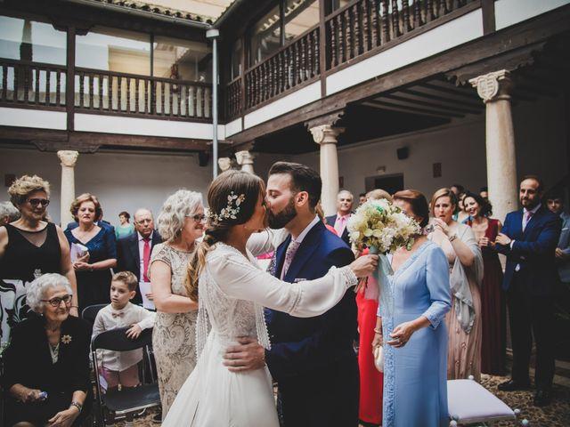 La boda de Carlos y Irene en Carrion De Calatrava, Ciudad Real 61