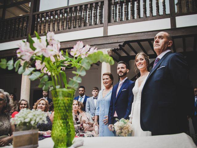 La boda de Carlos y Irene en Carrion De Calatrava, Ciudad Real 62