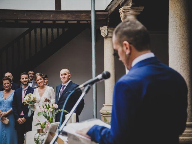 La boda de Carlos y Irene en Carrion De Calatrava, Ciudad Real 64