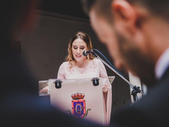 La boda de Carlos y Irene en Carrion De Calatrava, Ciudad Real 65