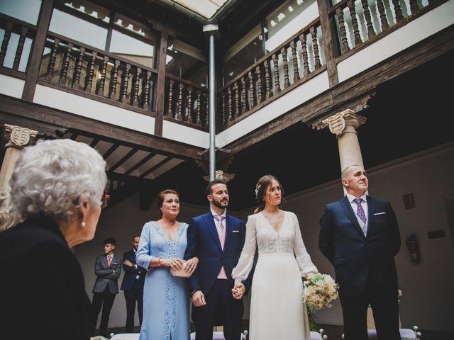 La boda de Carlos y Irene en Carrion De Calatrava, Ciudad Real 66