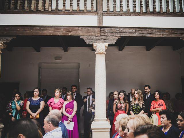 La boda de Carlos y Irene en Carrion De Calatrava, Ciudad Real 67