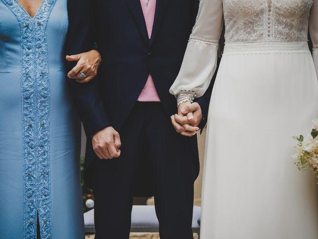 La boda de Carlos y Irene en Carrion De Calatrava, Ciudad Real 68