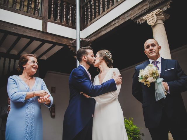 La boda de Carlos y Irene en Carrion De Calatrava, Ciudad Real 69
