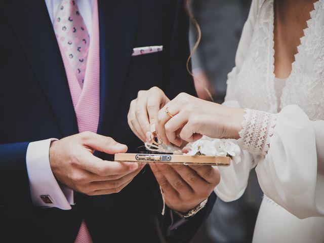 La boda de Carlos y Irene en Carrion De Calatrava, Ciudad Real 71