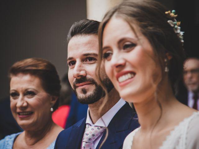 La boda de Carlos y Irene en Carrion De Calatrava, Ciudad Real 78