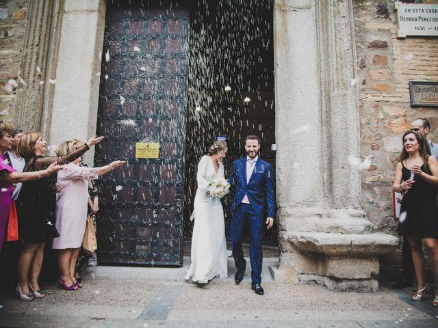La boda de Carlos y Irene en Carrion De Calatrava, Ciudad Real 80