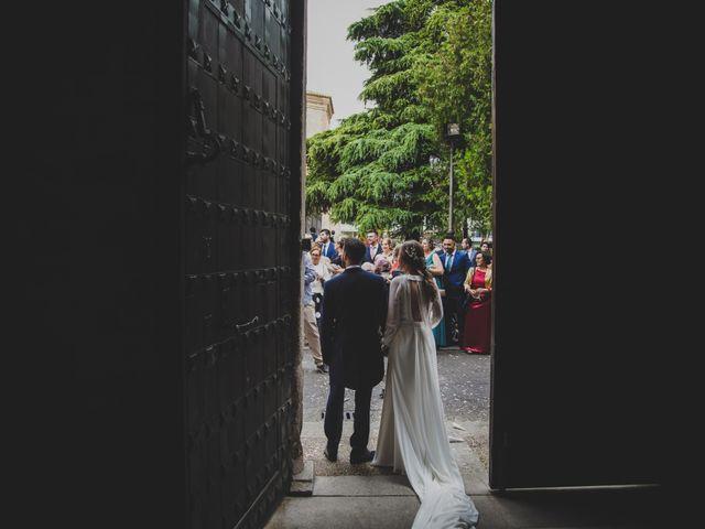 La boda de Carlos y Irene en Carrion De Calatrava, Ciudad Real 81