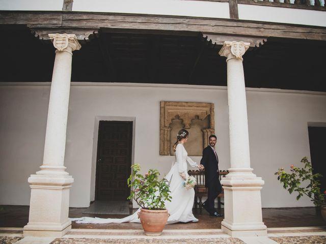 La boda de Carlos y Irene en Carrion De Calatrava, Ciudad Real 83