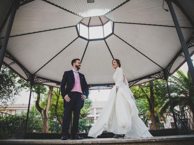 La boda de Carlos y Irene en Carrion De Calatrava, Ciudad Real 84