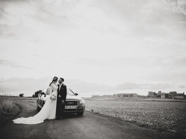 La boda de Carlos y Irene en Carrion De Calatrava, Ciudad Real 85