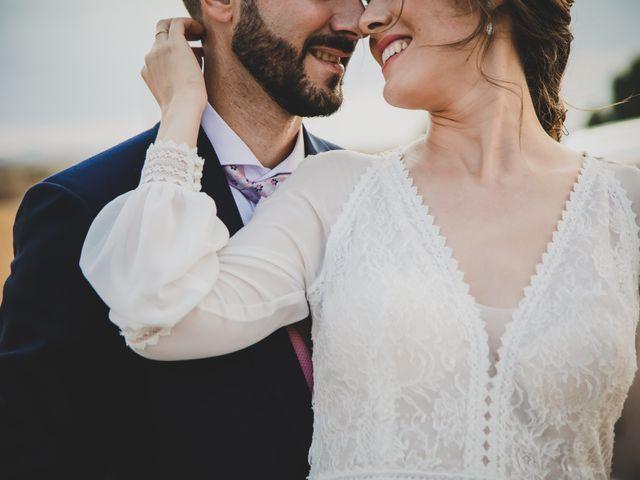 La boda de Carlos y Irene en Carrion De Calatrava, Ciudad Real 86