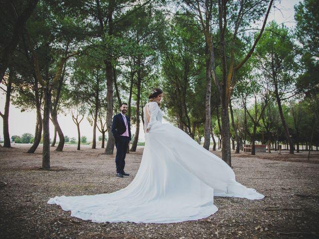 La boda de Carlos y Irene en Carrion De Calatrava, Ciudad Real 88