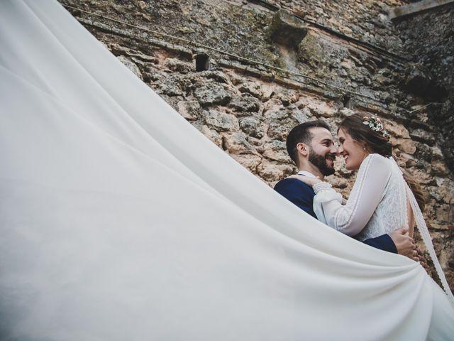 La boda de Carlos y Irene en Carrion De Calatrava, Ciudad Real 89