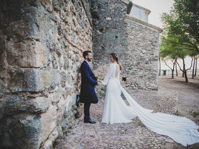 La boda de Carlos y Irene en Carrion De Calatrava, Ciudad Real 92