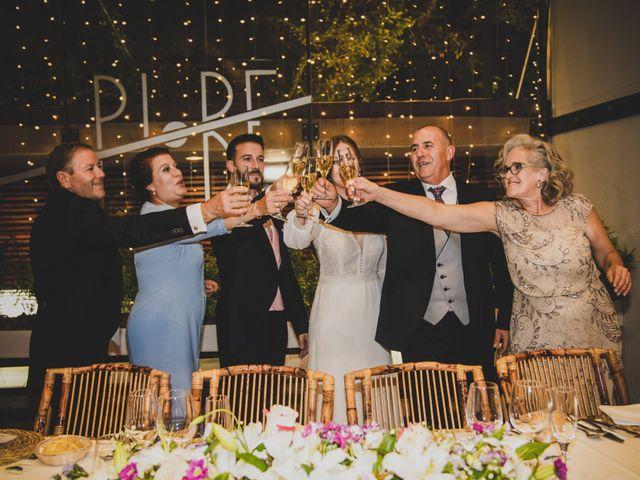 La boda de Carlos y Irene en Carrion De Calatrava, Ciudad Real 94