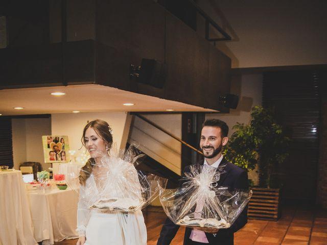La boda de Carlos y Irene en Carrion De Calatrava, Ciudad Real 95