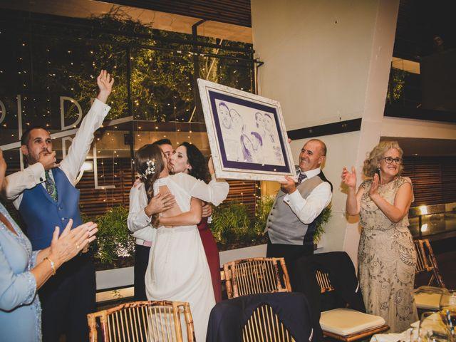 La boda de Carlos y Irene en Carrion De Calatrava, Ciudad Real 99