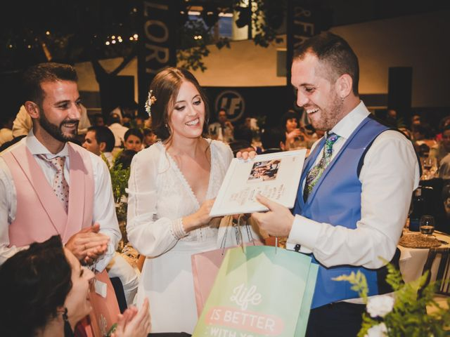 La boda de Carlos y Irene en Carrion De Calatrava, Ciudad Real 100