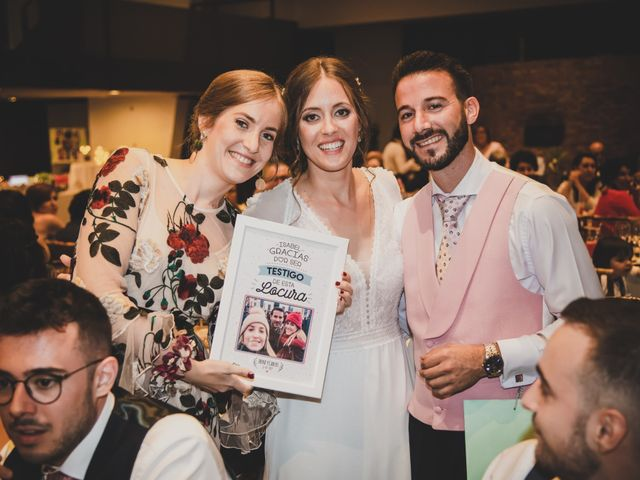 La boda de Carlos y Irene en Carrion De Calatrava, Ciudad Real 101