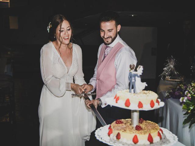 La boda de Carlos y Irene en Carrion De Calatrava, Ciudad Real 104