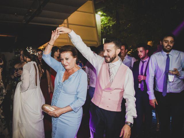 La boda de Carlos y Irene en Carrion De Calatrava, Ciudad Real 114