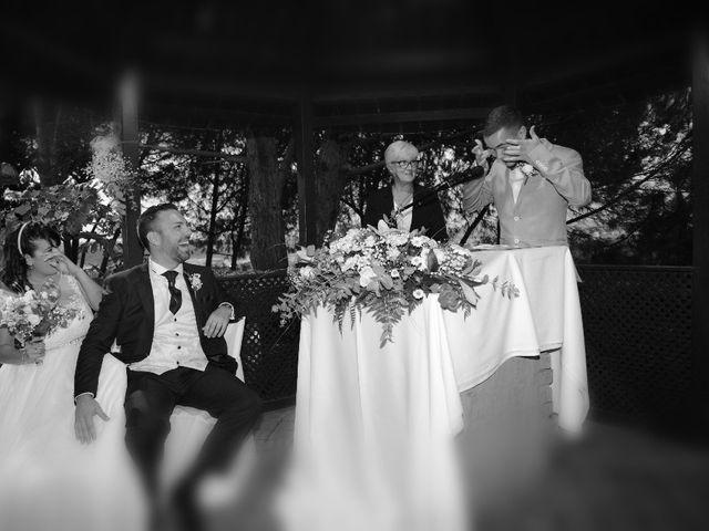 La boda de Lluis y Gina en Llinars Del Valles, Barcelona 1