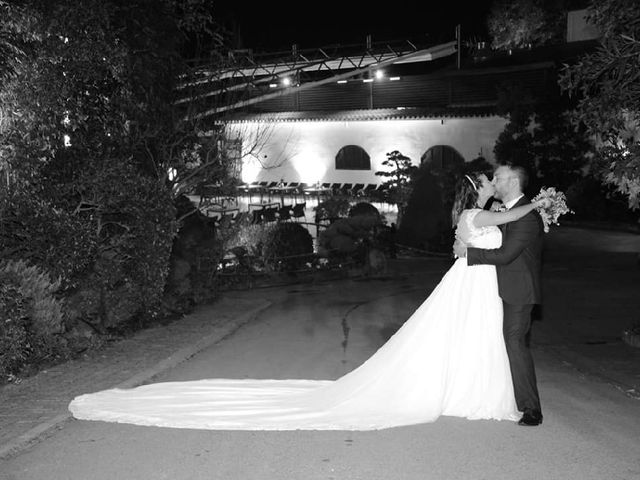 La boda de Gina y Lluis