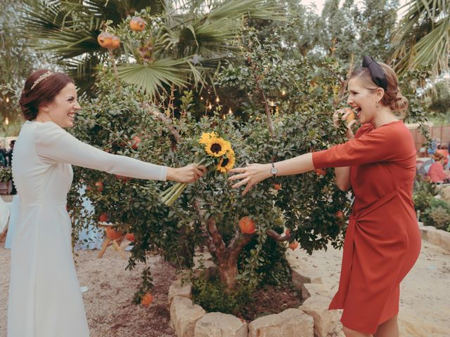 La boda de Miki y Marta en Murcia, Murcia 38