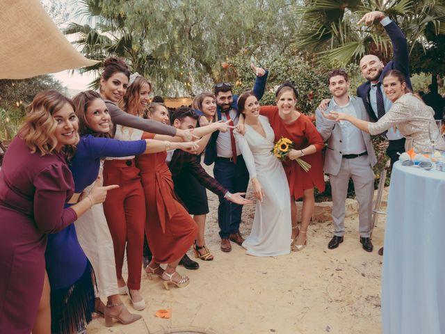 La boda de Miki y Marta en Murcia, Murcia 40