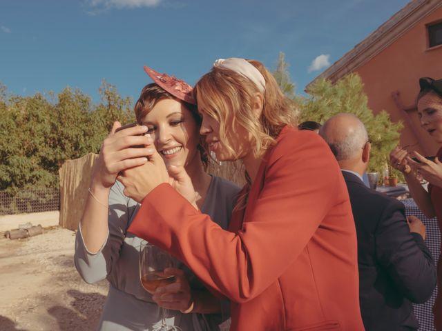 La boda de Miki y Marta en Murcia, Murcia 54